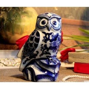 Hobby Lobby Ceramic Decorative Home Accent Owl